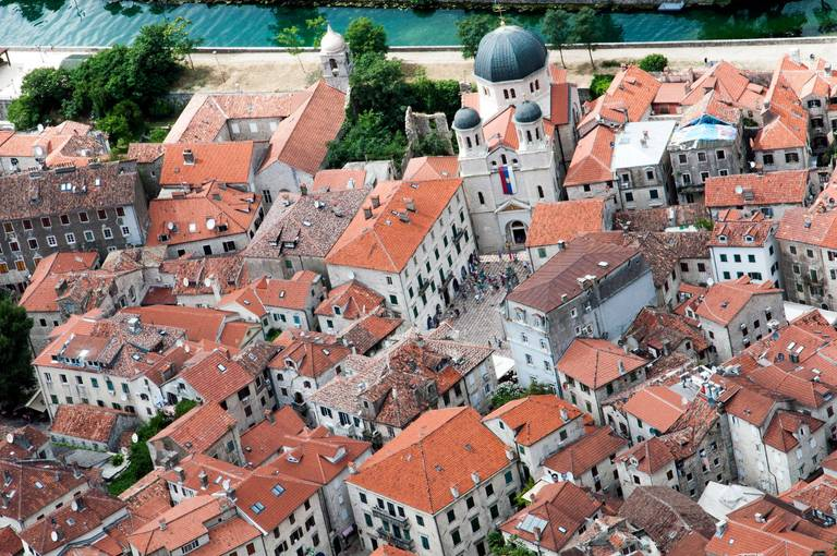 Kotor. Chris Bentley/flickr. CC BY-NC-ND 2.0
