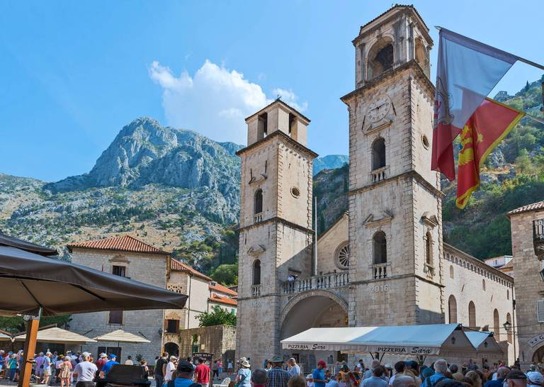 Kotor. MikePScott/flickr. CC BY-NC 2.0