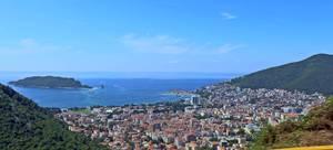 Panorama Budvy. Sailko/ Wikimedia Commons. CC BY 3.0