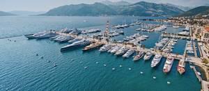 Marina Porto Montenegro. Źródło: Porto Montenegro