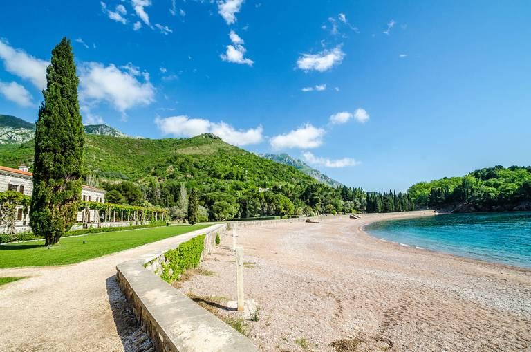 Plaża Miločer