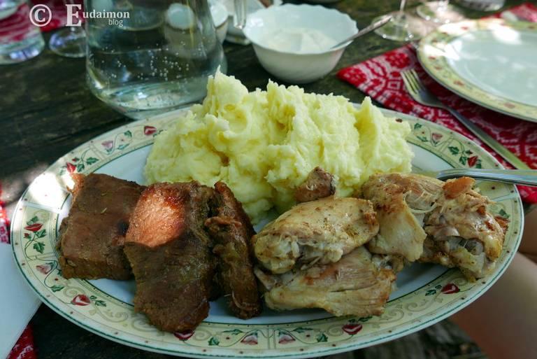 Kuchnia w Miklosvar © Eudaimon blog