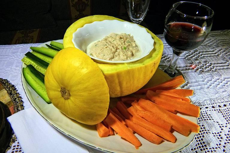 Kuchnia w Miklosvar. Źródło: http://guest.transylvaniancastle.com/
