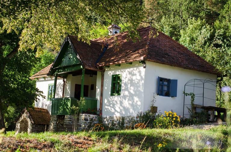 Jeden z domków w Zalanpatak. Źródło: https://www.facebook.com/zalan.transylvaniancastle/