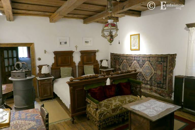 Pokój kamerdynera księcia. Zalanpatak © Eudaimon blog