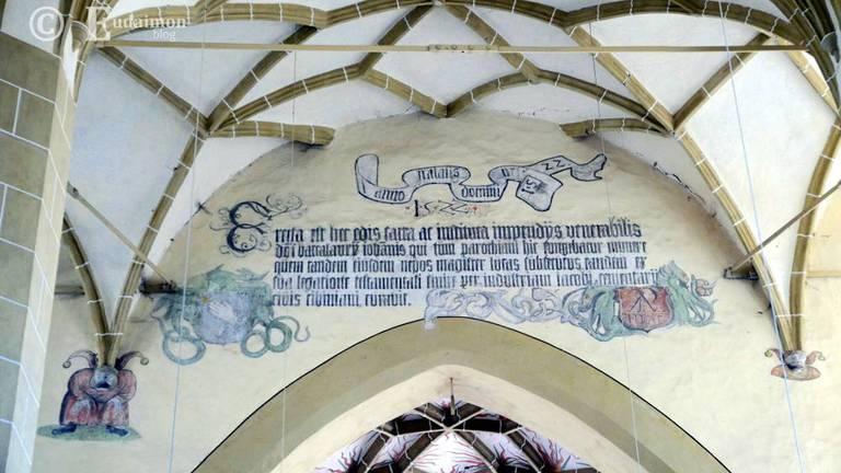 Biertan - ufortyfikowany kościół © Eudaimon blog