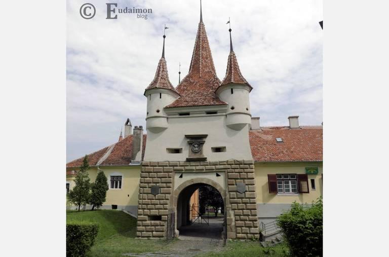 Brama Katarzyny © Eudaimon blog