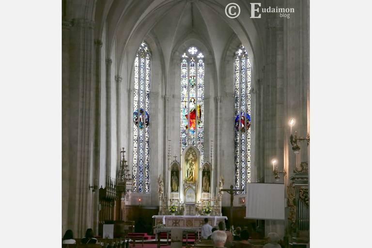 Ołtarz w Kościele Św. Michała © Eudaimon blog