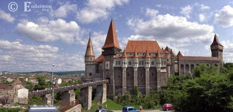 Zamek w Hunedoarze © Eudaimon blog