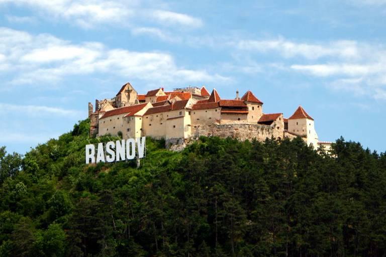 Zamek chłopski w Râșnov. Bogdan Morar/ flickr, CC BY-NC 2.0
