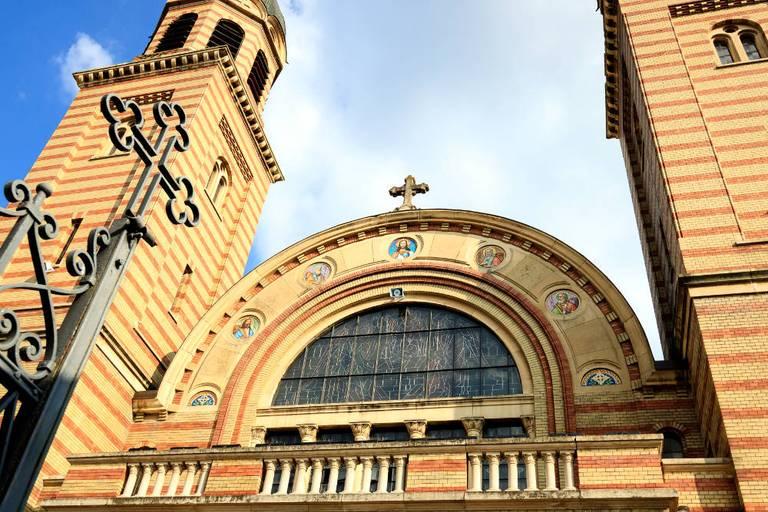 Prawosławna cerkiew Trójcy Świętej. georgemoga/ flickr, CC BY-NC 2.0
