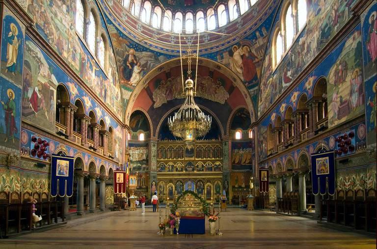 Prawosławna cerkiew Trójcy Świętej. Otto Schemmel/ Wikimedia Commons, CC BY 2.5