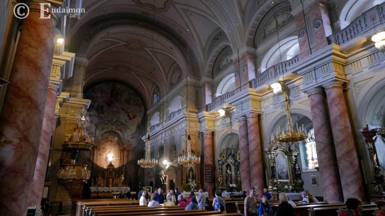 Barokowy kościół Jezuitów © Eudaimon blog