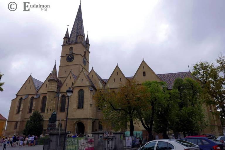 Ewangelicki kościół parafialny (bazylika) © Eudaimon blog