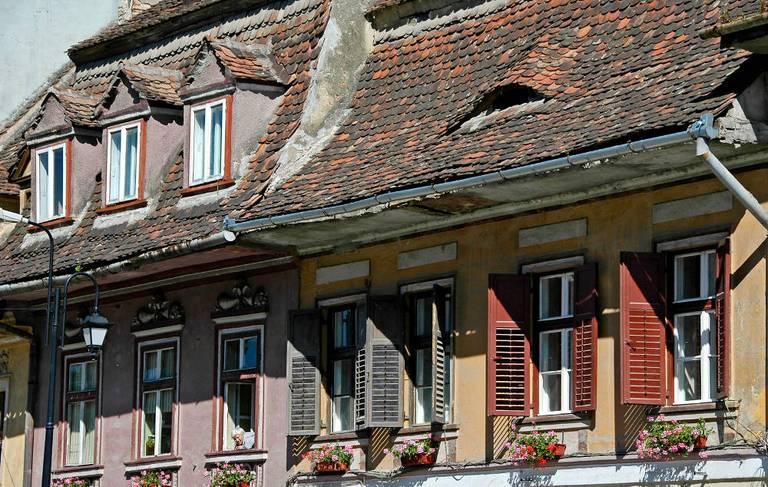 Sighisoara - Górne Miasto. Hans Porochelt/flickr, CC BY-NC-ND 2.0